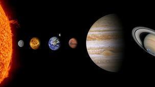 Güneş sistemindeki en sıcak ve en soğuk gezegen...