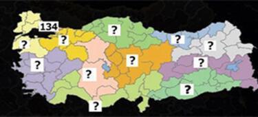 Yeni vaka sayısında İstanbul'u ezdi geçti!