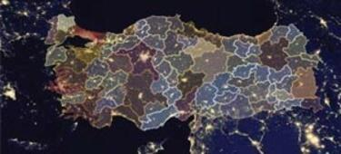 Corona virüste son durum haritaya böyle yansıdı...