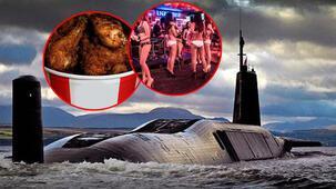 Nükleer denizaltıda bir skandal daha!