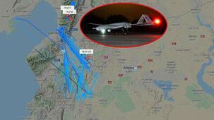 Radarda ortaya çıktı! Aynı anda 3 Türk SİHA'sı...