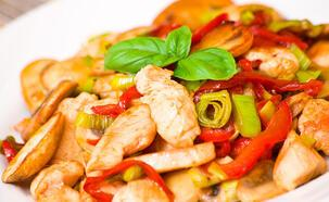 Ramazan'da tavuk tüketin