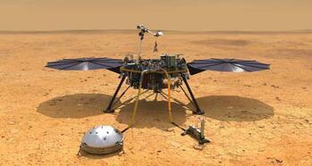 Mars'ta uzaylılara ait nesneler mi var?