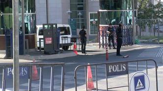 Son dakika! İstanbul Adliyesi'nde silah sesleri