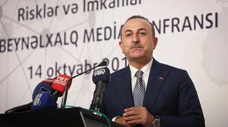 Mevlüt Çavuşoğlu: Türkiye büyük bir oyunu bozdu