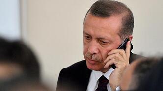 Cumhurbaşkanı Erdoğan, Tunus Cumhurbaşkanı Said'i tebrik etti