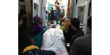 İftar Vakti Taş Ocağındaki Patlamada 4 İşçi Yaralandı