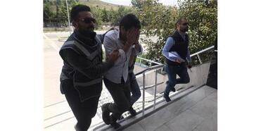 Otobüste Kadın Yolcuya Sarkıntılık İddiasıyla Gözaltına Alındı