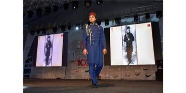 Amasya'da Atatürk'ün Kıyafetleri Defilesine İlgi