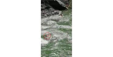 Nehre Düşen Teknisyen Boğuldu