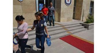 Dini Nikahla Evlendiği Kişileri İlk Gece Terk Edip, Dolandıran Kadın Tutuklandı