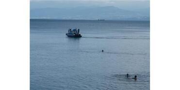 Sinop'ta Denizde 'Kopmuş İnsan Bacağı' İddiası Araştırılıyor