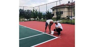 Spor Toto'dan Hisarcık'a Çok Amaçlı Spor Sahaları