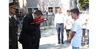 Atatürk'ün Çankırı'ya Gelişi Kutlandı