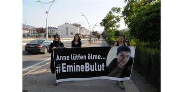 Tunceli'de 4 Kadın, Emine Bulut Cinayetine Tepki İçin5 Kilometre Yürüdü