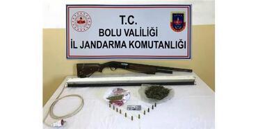 Bolu'da Uyuşturucu Operasyonları: 2 Gözaltı