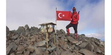 Kaçkar Dağları'nda Kayıp 2 Dağcı Bulundu