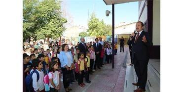 Şırnak'ta 160 Bin Öğrenci Dersbaşı Yaptı