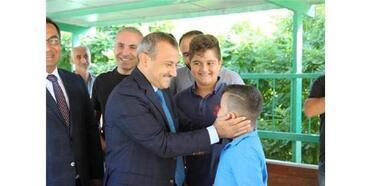 Tunceli'de 9 Bin Öğrenci Ders Başı Yaptı