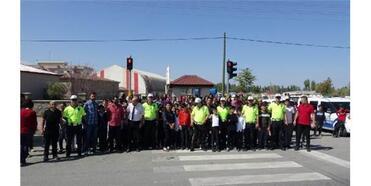 Iğdır'da Trafikte Butonlu Sinyalizasyon Devrede