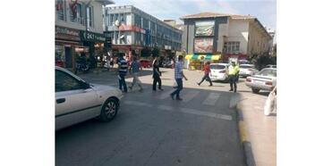 Polis, Yaka Kameralı Denetimde 6 Araca 2 Bin 929 Lira Ceza Kesti