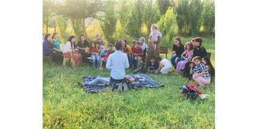 Silopi'de Köy Kadınlara İlk Yardım Eğitimi