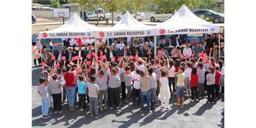 Şırnak'ta 'İlköğretim Haftası' Kutlandı