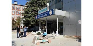 Sağlık Müdürü Bilge, Yeni Sağlık Merkezi Çalışmaları İnceledi