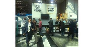Akşehir'in Coğrafi İşaretli Ürünleri Ankara'da Tanıtıldı