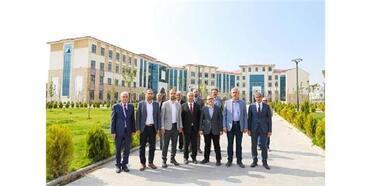 Vali Şimşek'ten Ömer Halisdemir Üniversitesi'ne Ziyaret