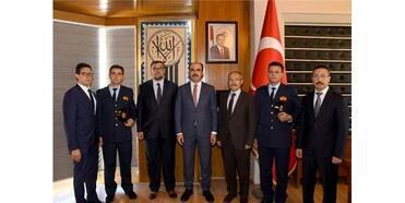 Başkan Altay: Gönüllü İtfaiyecilikte Örnek Uygulamalar Yapıyoruz
