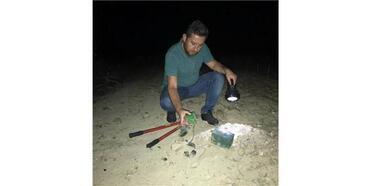Kırklareli'de Kaçak Avcılıkta Kullanılan Malzemeler Ele Geçti