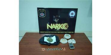 Keşan'da Uyuşturucu Operasyonu: 1 Tutuklama