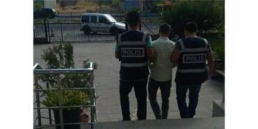 Üzerinden Uyuşturucu Çıkan Şüpheli Tutuklandı