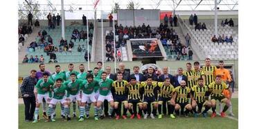 Dinar'da Amatör Lig Başladı