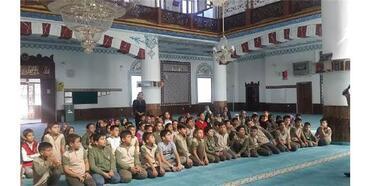 Öğrenciler, Mehmetçik İçin Dua Etti