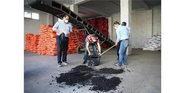 Denizli'de Kalitesiz Kömür Denetimi