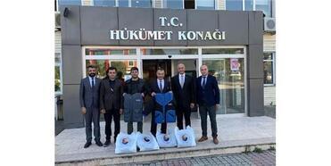 Çerkezköy Tso'dan Öğrencilere Kaban Yardımı