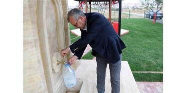 Keşan'da 'Su Parkı' Hizmete Girdi