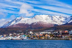 Dünyanın en güneyi Ushuaia