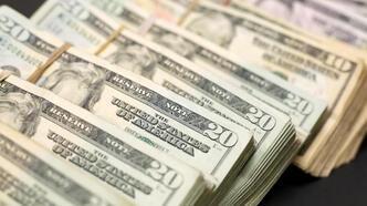 Kısa vadeli dış borç ağustosta 120,7 milyar dolar oldu