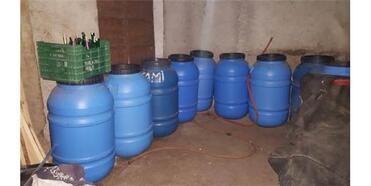 Koçarlı'da Sahte İçki Üretimine 2 Gözaltı