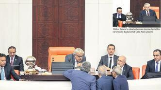 İlk yargı paketi Meclis'ten geçti