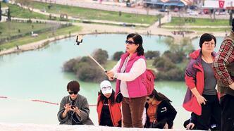 500 bin Çinli tatile geliyor