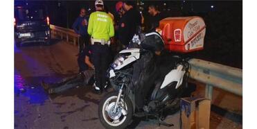 Kartal'da Karşı Şeritteki Kazaya Bakan Sürücü Kazaya Neden Oldu