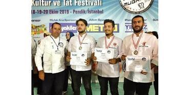 Lezzet Ödülleri Sahiplerini Buldu