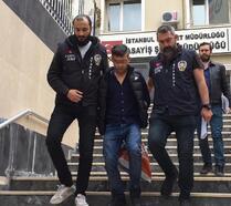Silivri'de müzikholde cinayet... Zanlının cinayet öncesi silahıyla yaptığı hazırlık kamerada