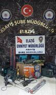 Elazığ'da hırsızlık operasyonu: 3 tutuklama