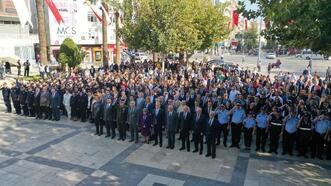 Denizli Büyükşehir'in 143'üncü kuruluş yıl dönümü kutlandı