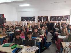 Kırklareli'de minik öğrencilere akılcı ilaç kullanımı eğitimi